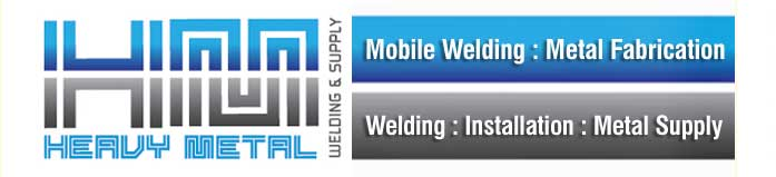 Heavy Metal Welding and Supply are the best Mobile Welding Contractors and Steel Fabrication Company in Raleigh North Carolina!